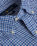 Polo Ralph Lauren Slim Fit Linen Check Shirt Navy/White