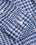 Fred Perry Distorted Gingham Shirt French Navy