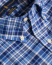 Polo Ralph Lauren Slim Fit Stretch Oxford Check Shirt Deep Blue