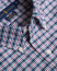 Polo Ralph Lauren Slim Fit Stretch Oxford Shirt Navy/Pink
