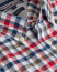 Tommy Hilfiger Eli Check Slim Fit Shirt Grape Leaf/Navy