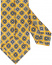 Drake's MTO Silk 8 cm Tie Yellow