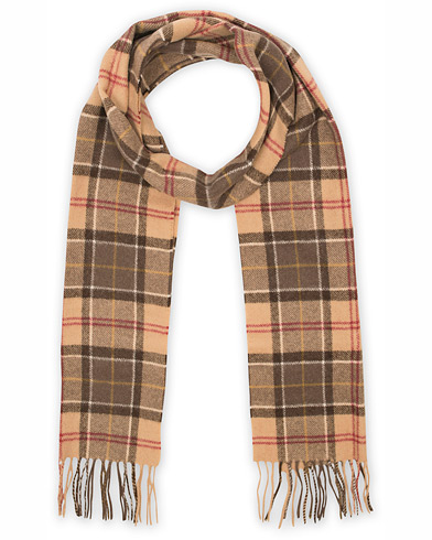 Barbour Lifestyle Tartan Lambswool Scarf Muted i gruppen Assesoarer / Skjerf hos Care of Carl (10535310)