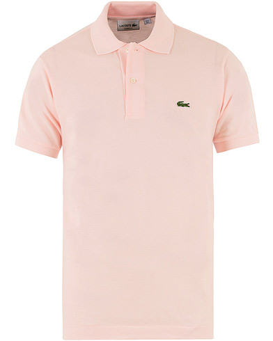 Lacoste Original Polo Piké Flamingo i gruppen Klær / Pikéer hos Care of Carl (10666511r)