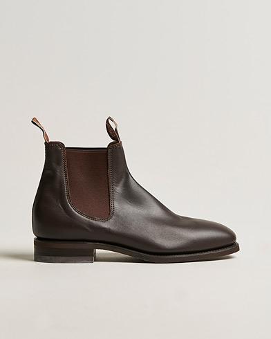 R.M.Williams Blaxland G Boot Yearling Chestnut