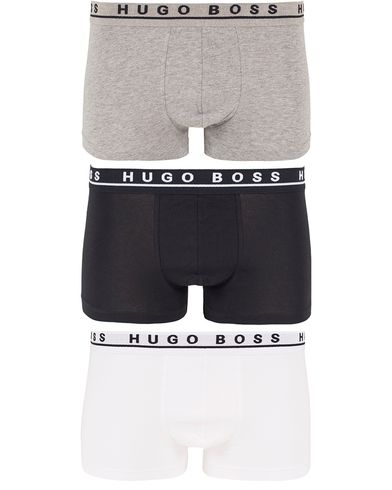 BOSS 3-Pack Trunk Boxer Shorts Multi i gruppen Klær / Undertøy / Underbukser / Boksershorts hos Care of Carl (10786011r)