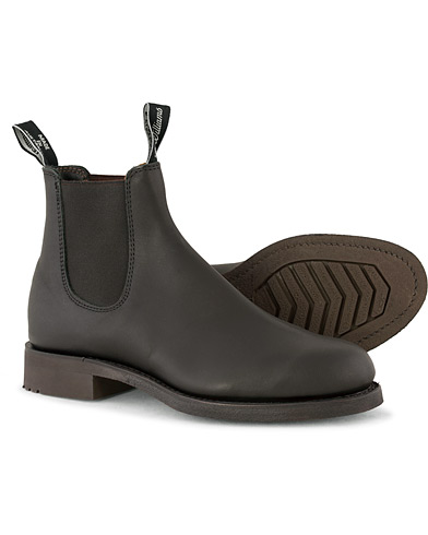 R.M.Williams Gardener G Boot Greasy Kip Black i gruppen Sko / Støvler hos Care of Carl (10969911r)