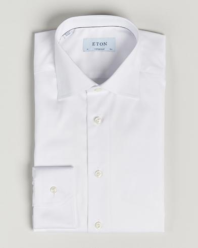 Eton Contemporary Fit Shirt White