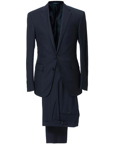 Polo Ralph Lauren Clothing Suit Navy