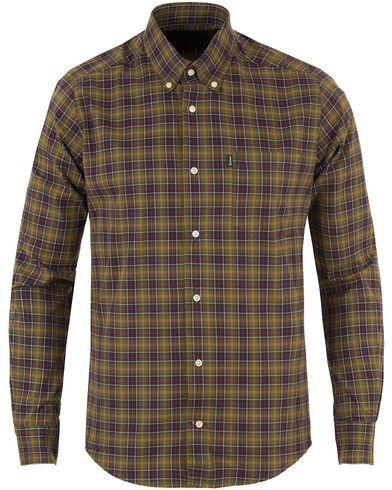 Barbour Lifestyle Malcolm Tailord Fit Shirt Classic Tartan i gruppen Klær / Skjorter / Casual / Casualskjorter hos Care of Carl (11501811r)
