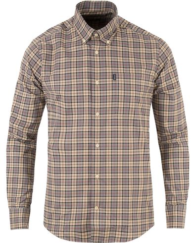 Barbour Lifestyle Malcolm Tailord Fit Shirt Dress Tartan