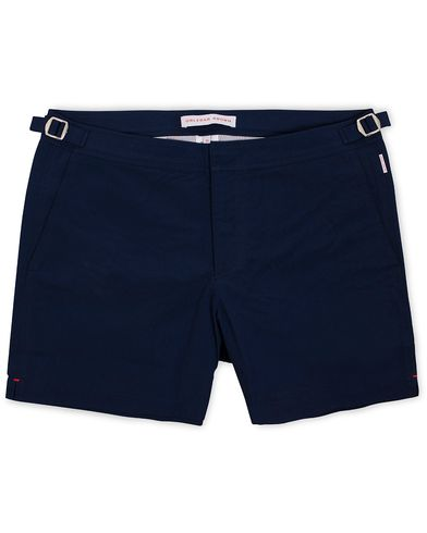 Orlebar Brown Setter Short Length Swim Shorts Navy
