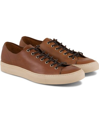 Buttero Sneaker Cognac Calf i gruppen Sko / Sneakers hos Care of Carl (11942611r)