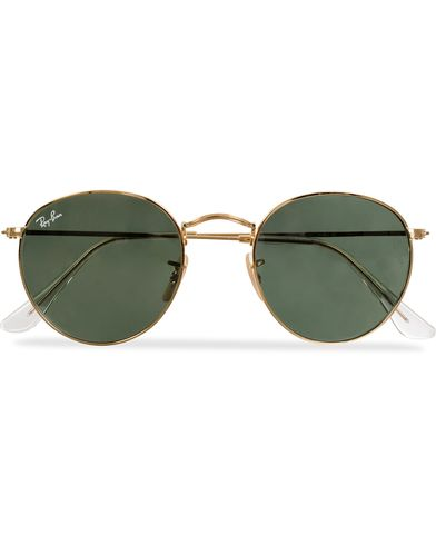 Ray-Ban RB3447 Metal Sunglasses Arista/Crystal Green i gruppen Assesoarer / Solbriller hos Care of Carl (11949710)