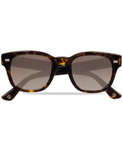 Gucci GG1079S Sunglasses Havana/Brown