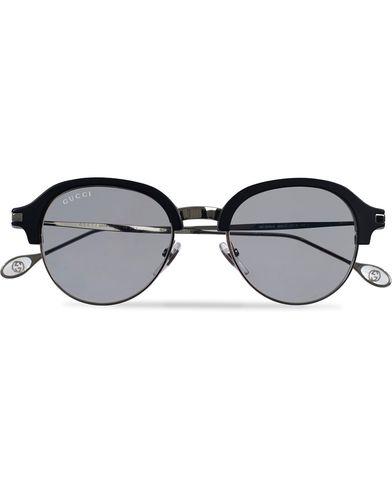 Gucci GG2259S Sunglasses Black/Grey