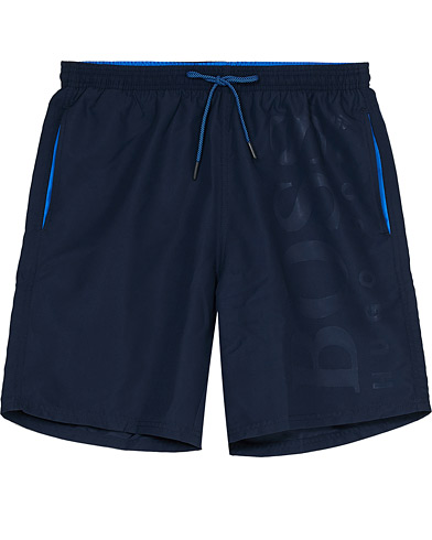 BOSS Orca Swimshorts Navy i gruppen Klær / Badeshorts hos Care of Carl (12071311r)