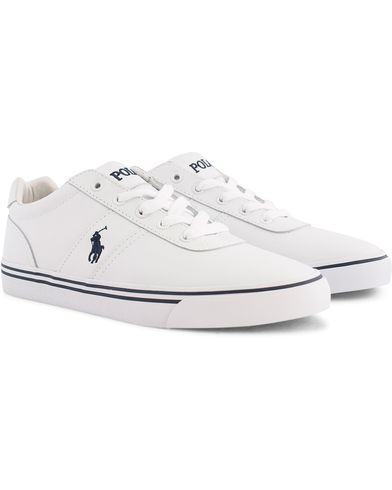 Polo Ralph Lauren Hanford Sneaker White i gruppen Sko / Sneakers hos Care of Carl (12158811r)