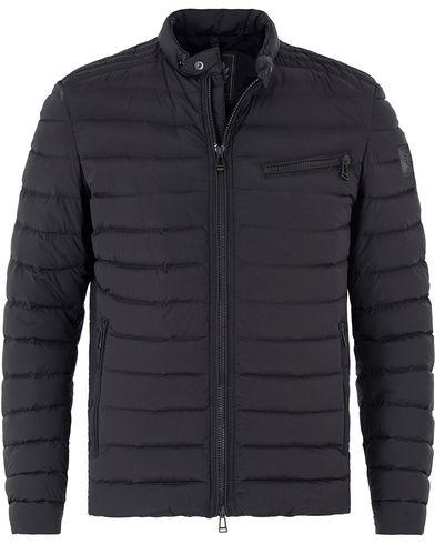Belstaff Tamworth Stretch Down Jacket Black