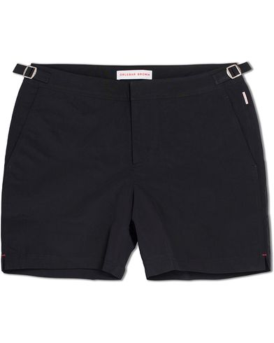 Orlebar Brown Bulldog Medium Length Swim Shorts Black i gruppen Klær / Badeshorts hos Care of Carl (12282911r)
