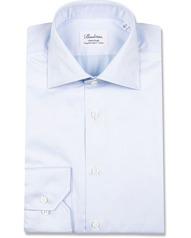 Stenströms Fitted Body Shirt Blue i gruppen Klær / Skjorter / Formelle / Businesskjorter hos Care of Carl (12290911r)