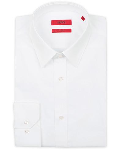 HUGO Elisha Slim Fit Shirt Open White