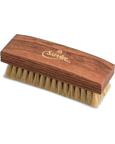 Saphir Medaille d'Or Gloss/Cleaning Brush Large White