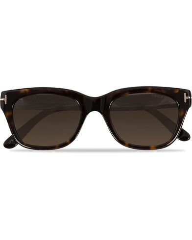 Tom Ford Snowdon FT0237 Sunglasses Havana  i gruppen Assesoarer / Solbriller / Buede solbriller hos Care of Carl (12307610)