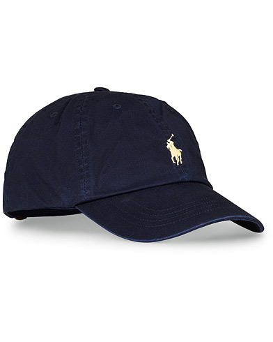 Polo Ralph Lauren Classic Sports Cap Relay Blue  i gruppen Assesoarer / Hatter & capser / Caps hos Care of Carl (12540410)