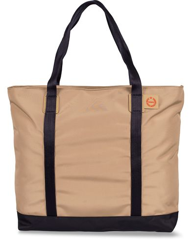 Swims Shopper Beach Bag Beige/Navy