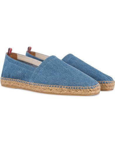 Castañer Pablo Denim Espadrilles Jeans Azul