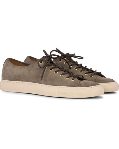 Buttero Sneaker Taupe Suede