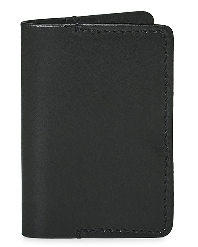 Tärnsjö Garveri TG1873 Card Holder Black  i gruppen Assesoarer / Lommebøker / Kortholdere hos Care of Carl (12667110)
