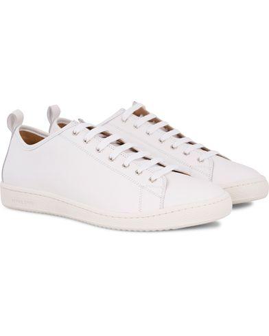 PS Paul Smith Miyata Leather Sneaker White