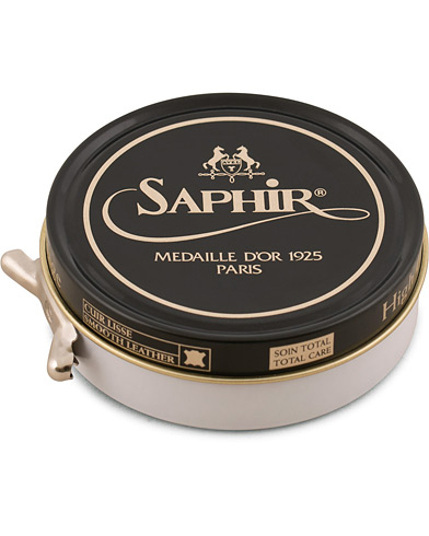 Saphir Medaille d'Or Pate De Lux 50 ml Neutral  i gruppen Sko / Skopleie / Skopleieprodukter hos Care of Carl (12732810)