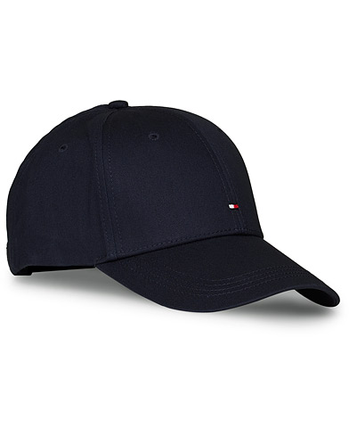 Tommy Hilfiger Classic Cap Midnight  i gruppen Assesoarer / Hatter & capser / Caps hos Care of Carl (12738510)