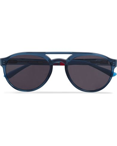 Orlebar Brown OB2C4SUN Sunglasses Ocean Blue Smoke Riviera