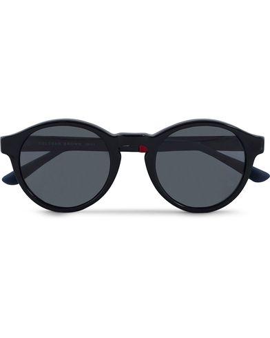 Orlebar Brown OB6C1SUN Sunglasses Black/Dark Grey