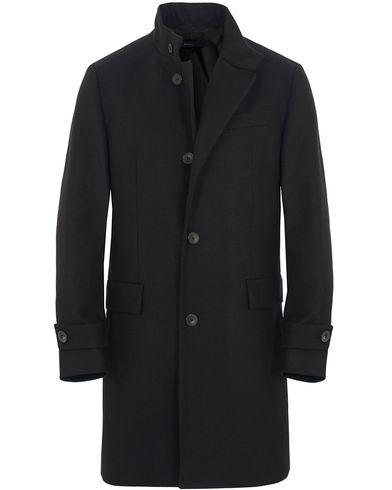 BOSS Sintrax1 Wool Coat Black