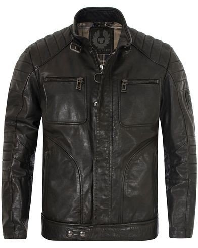Belstaff Weybridge Leather Jacket Black