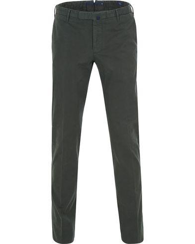 Incotex Slim Fit Comfort Chino Green