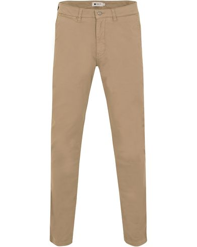 NN07 Marco 1200 Stretch Chinos Light Khaki