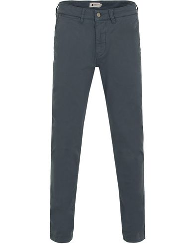 NN07 Marco 1200 Stretch Chinos Ice Blue i gruppen Klær / Bukser / Chinos hos Care of Carl (13050311r)