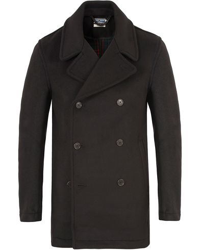 Fred Perry Reissues Made In England Reefer Coat Black