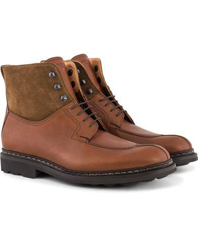 Heschung Ginkgo Boot Cognac Calf/Brown