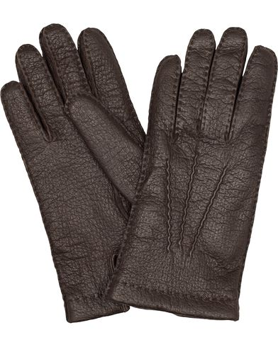 Dents The Heritage Collection Blenheim Handsewn Peccary Glove Bark