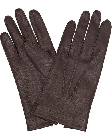Dents The Heritage Collection Alton Unlined Deerskin Glove Bark