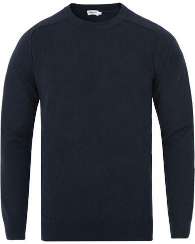 Filippa K Cotton Merino Sweater Navy