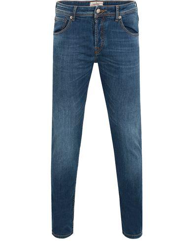 Hackett Newburg Slim Fit Jeans Light Wash