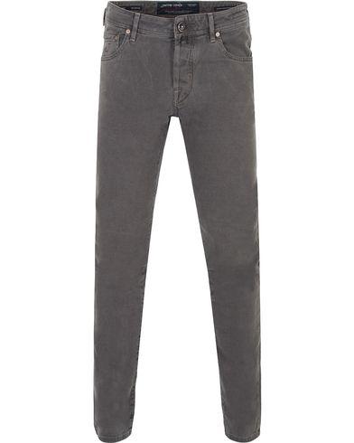 Jacob Cohën 622 Slim 5-Pocket Pants Grey
